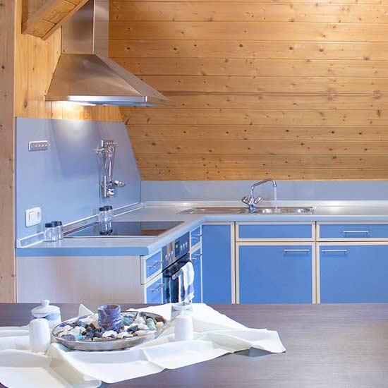 Ferienwohnung: Foto Küche